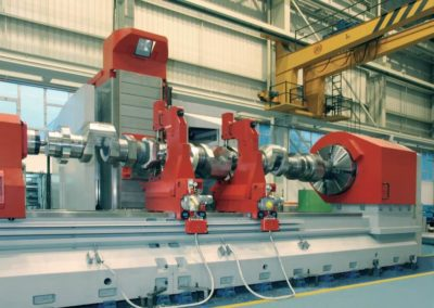 BOST EXCLUSIVE ITALIAN PARTNER / Horizontal lathes